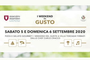 I weekend del gusto a Villa Terzaghi insieme a Dondoli
